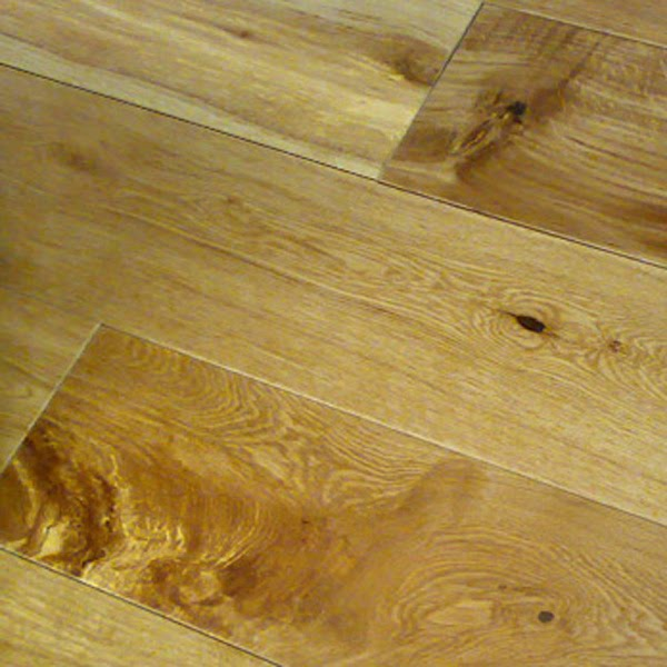 Cheap Oak Rust Bevelled